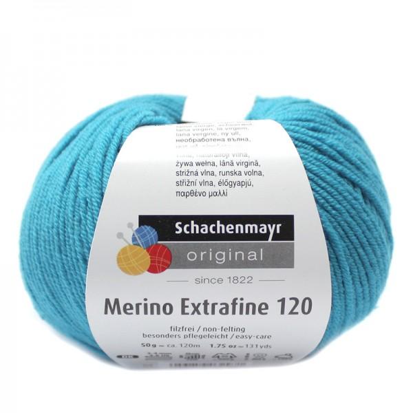Die Schachenmayr Wolle - Merino Extrafine, capri