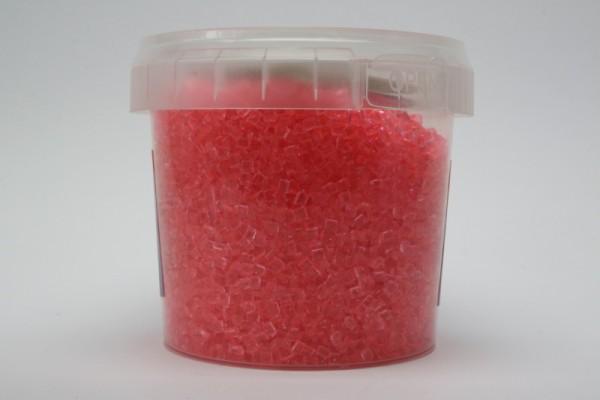 Schmelzgranulat Colouraplast, 200 g, rosa