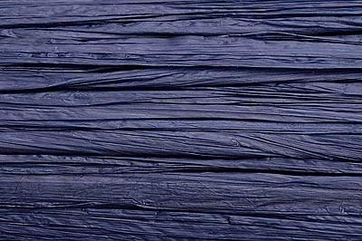 Edelbast Viscose, 30 m, glänzend dunkelblau