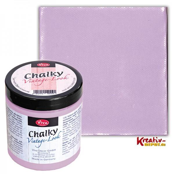 Viva Decor Chalky Vintage Look - 250 ml, Flieder