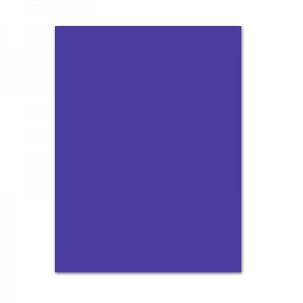 Tonpapier, 10er Pack, 130 g/m², 50x70 cm, dunkelviolett