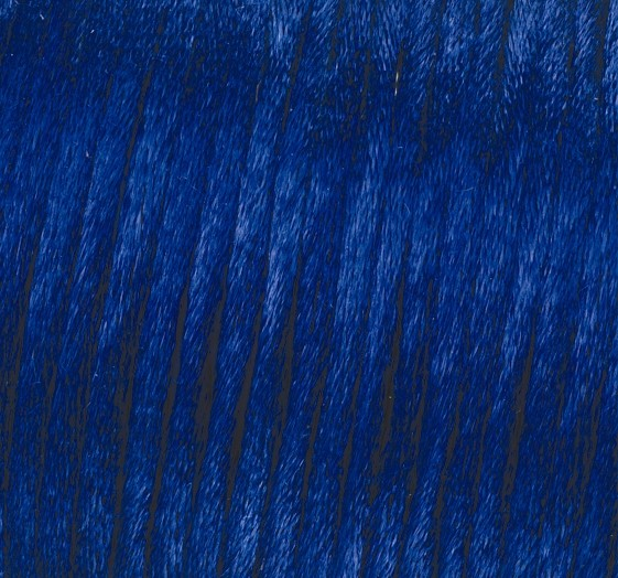 Satin Flechtkordel, Länge 6 m, Stärke 2 mm, blau