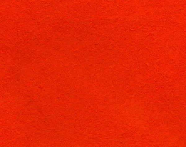 Fulda Textil-Filz, 4mm, 30x45cm, orange