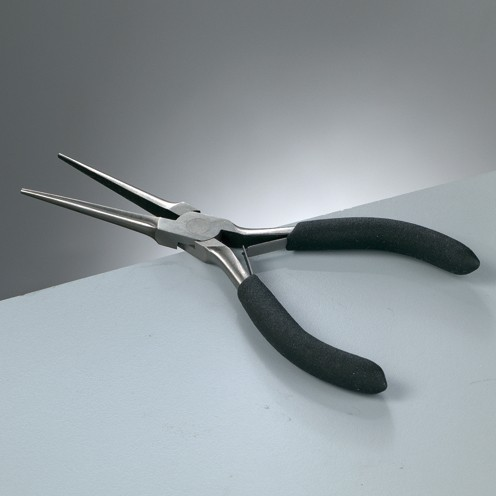 Schmuck-Zange, Flach-Spitzzange, 15 cm
