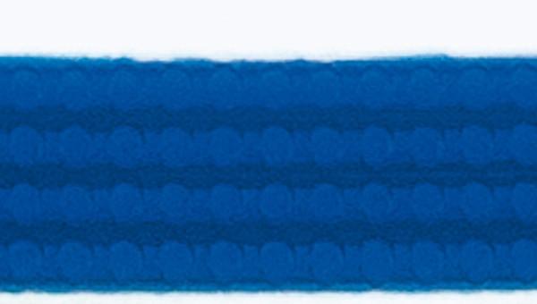 Wachsperlstreifen, 2mm, 20cm, 11 Stk., mittelblau