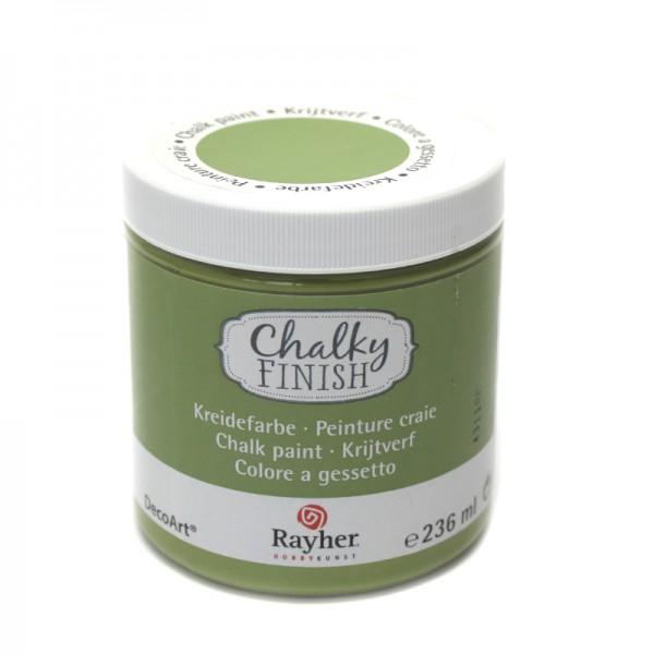 Chalky-Finish Kreidefarbe 236 ml - avocado