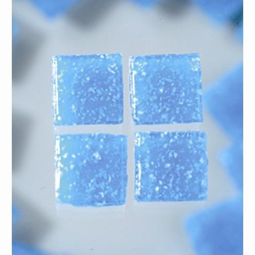Efco Mosaik Glasstein pro, 10 x 10 mm, azurblau