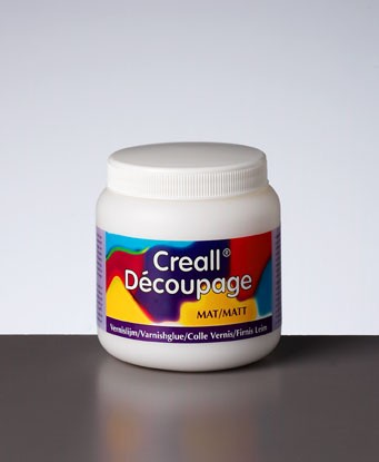 Creall-dècoupage, Firnisleim, matt, 250 ml