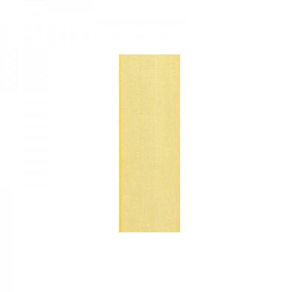 Chiffonband, 10mm breit, 10m lang - beige