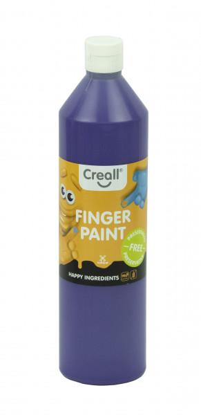 Creall-Fingermalfarbe HAPPY INGREDIENTS, 750 ml, violett