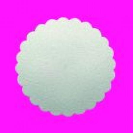 Stanzer Kreis gezahnt, ca. 8,8 cm