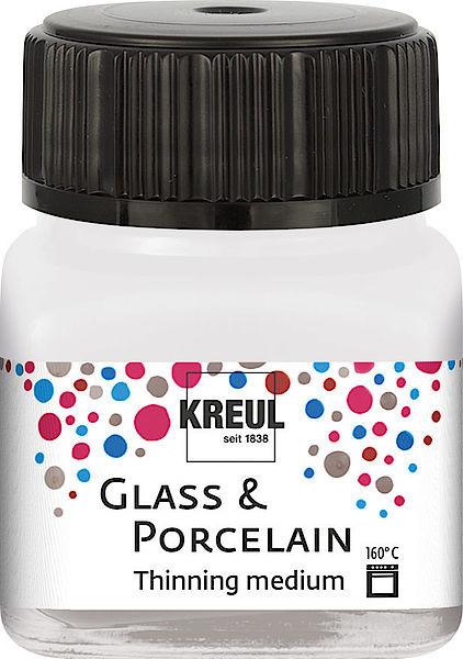 Kreul Glass & Porcelain Farbverdünner