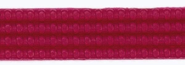 Wachsperlstreifen, 2mm, 20cm, 108 Stk., kaminrot