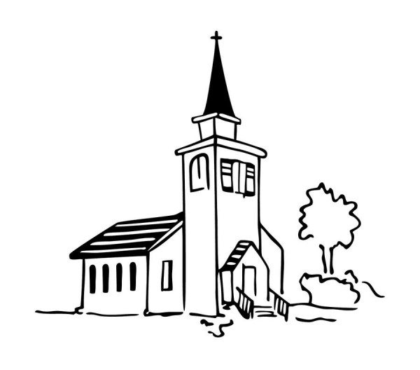 Stempel Kapelle 80x70mm