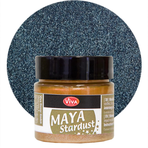 Maya Stardust, 45ml - Nachtblau