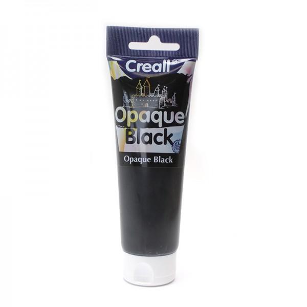 Creall Opaque-Black - Deckschwarz