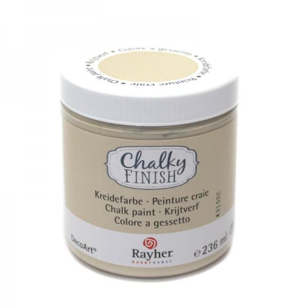 Chalky-Finish Kreidefarbe 236 ml - beige