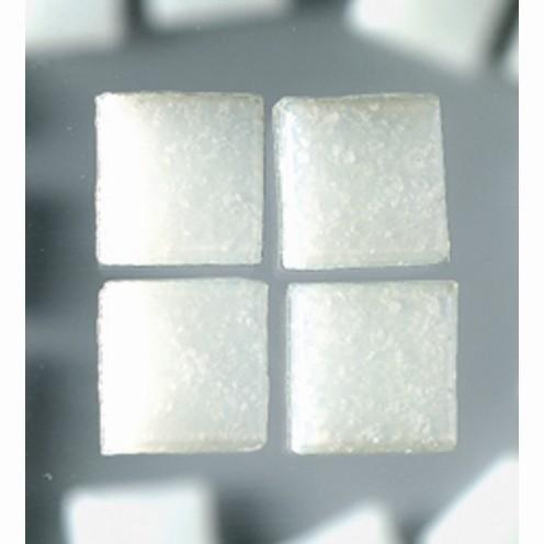 Efco Mosaik Glasstein pro, 10 x 10 mm, weiß