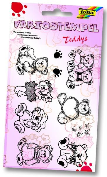Variostempel - Teddys