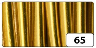 Aluminiumdraht, 2 mm Ø, 5 m, gold