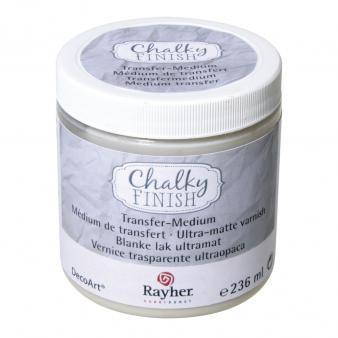 Chalky-Finish Transfer-Medium, 236 ml