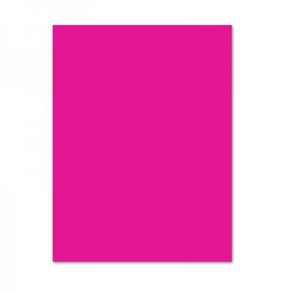 Tonpapier, 10er Pack, 130 g/m², 50x70 cm, pink