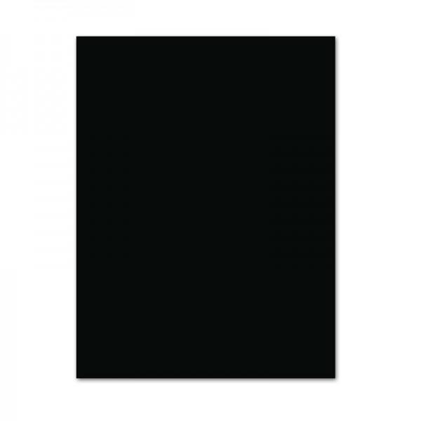Fotokarton, 50er Pack, 300 g/m², DIN A4, schwarz