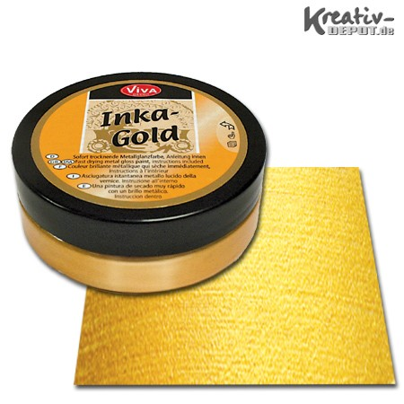 Viva Decor Inka-Gold, 62,5 g, Gold