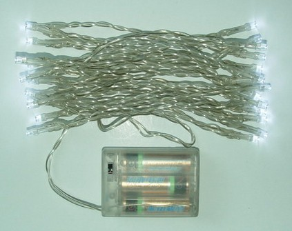 20er led lichterkette batteriebetrieben warmweiss kreativ depot. Black Bedroom Furniture Sets. Home Design Ideas