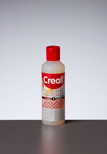 Creall-crackle, Step 1, Krakelierlack, 80 ml