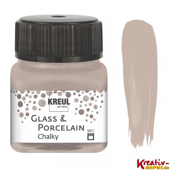 Glass & Porcelain Chalky - Noble Nougat