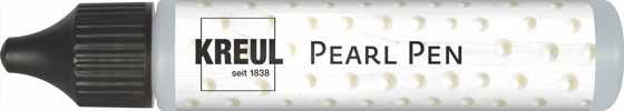 KREUL Pearl Pen, 29 ml, Silber