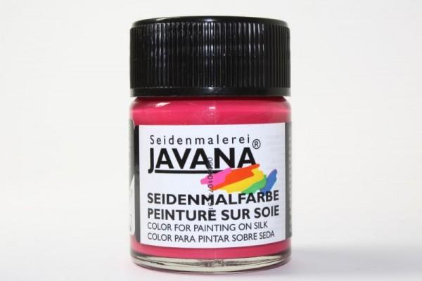 JAVANA Seidenmalfarbe, 50 ml, Pink