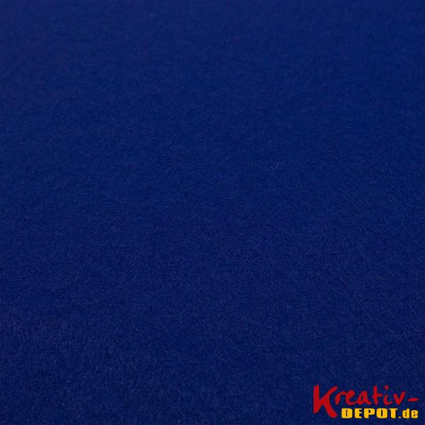 Bastelfilz, 1mm, 20x30cm, royalblau