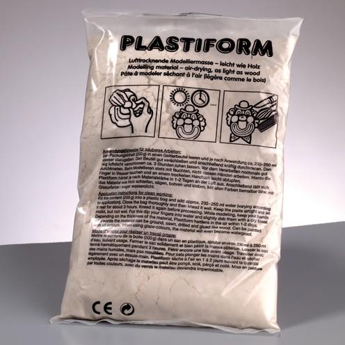 Plastiform, Modelliermasse, 200 g