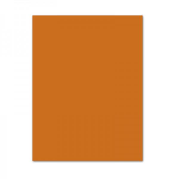 Fotokarton, 10er Pack, 300 g/m², 50x70 cm, terracotta