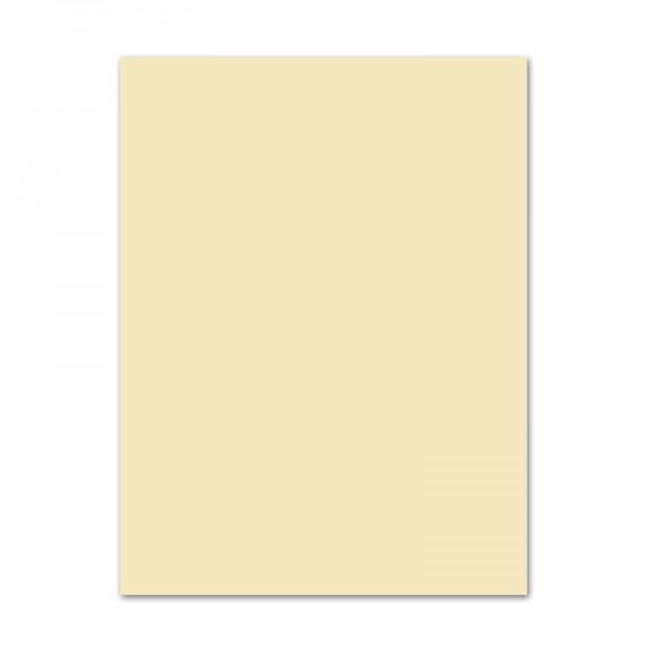 Tonpapier, 10er Pack, 130 g/m², 50x70 cm, beige
